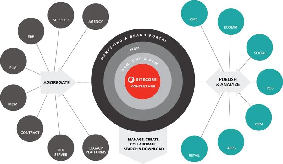content hub schema